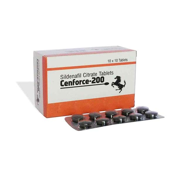 Cenforce 200 Mg Tablet