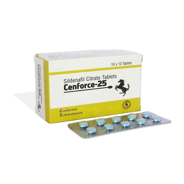 Cenforce 25 Mg Tablet