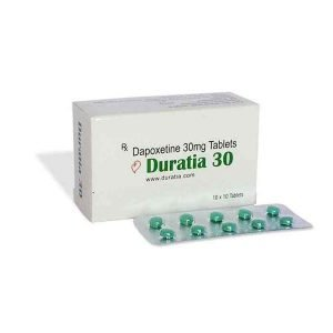 Duratia 30 Mg Tablet