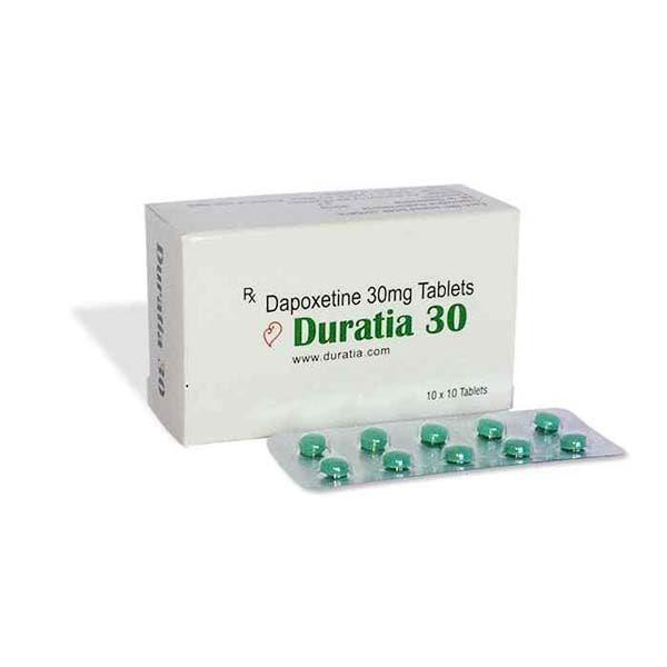 Duratia 30 Mg Tablet