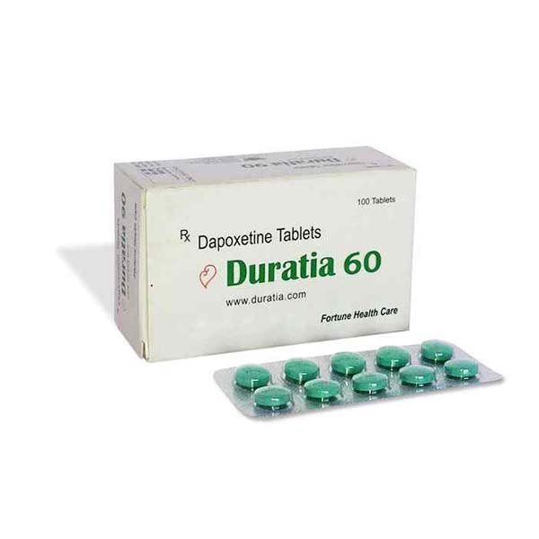 Duratia 60 Mg Tablet
