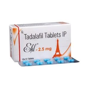 Efil 2.5 Mg Tablet