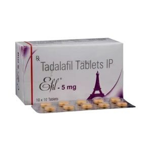Efil 5 Mg Tablet