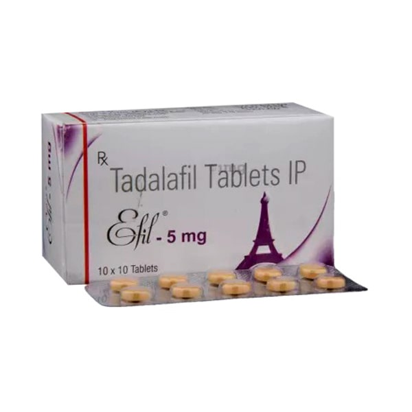 Efil 5 Mg Tablet