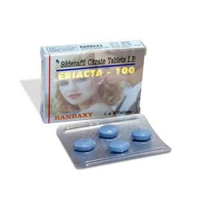 Eriacta 100 Mg Tablet