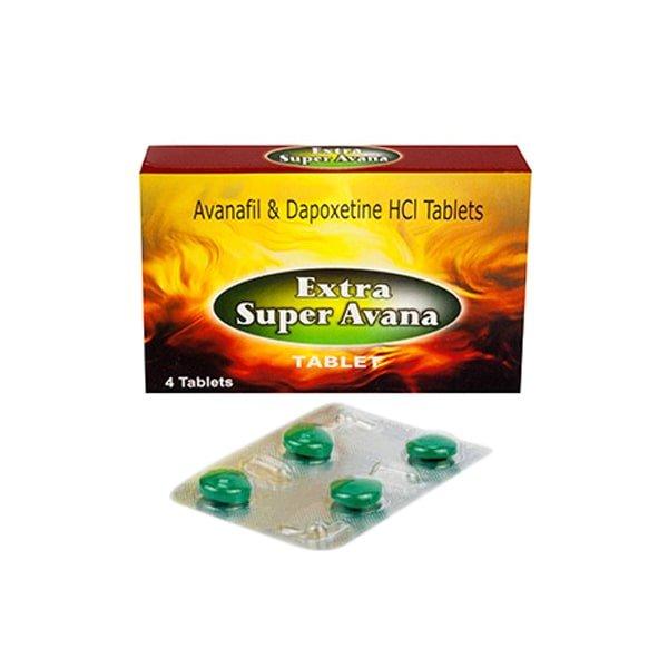 Extra Super Avana Tablet
