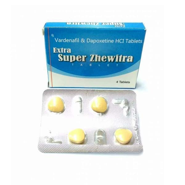 Extra Super Zhewitra Tablet