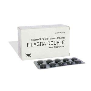 Filagra Double 200 Mg Tablet