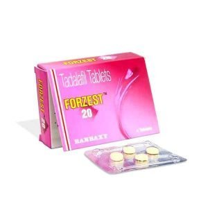 Forzest 20 Mg Tablet
