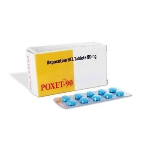 Poxet 90 Mg Tablet