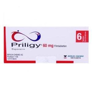 Priligy 60 MG Tablet
