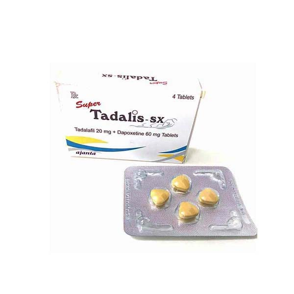 Super Tadalis Sx Tablet