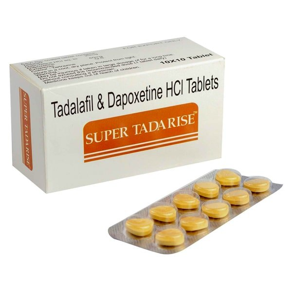 Super Tadarise Tablet