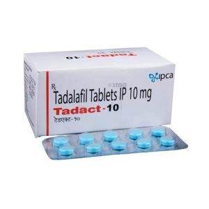 Tadact 10 Mg Tablet