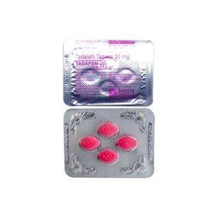 Tadafem 20 Mg Tablet