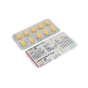 Tadaflo 10 Mg Tablet