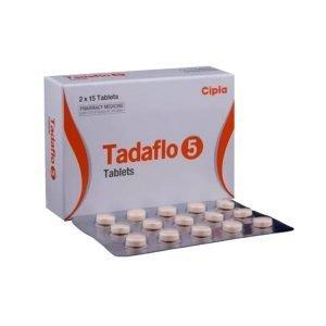 Tadaflo 5 Mg Tablet