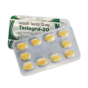 Tadagra 20 Mg Tablet