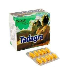 Tadagra Softgel 20 Mg Tablet