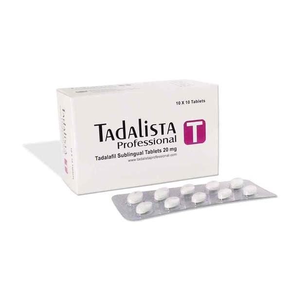 Tadalista Professional Tablet