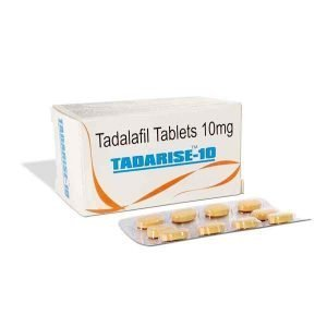 Tadarise 10 Mg Tablet