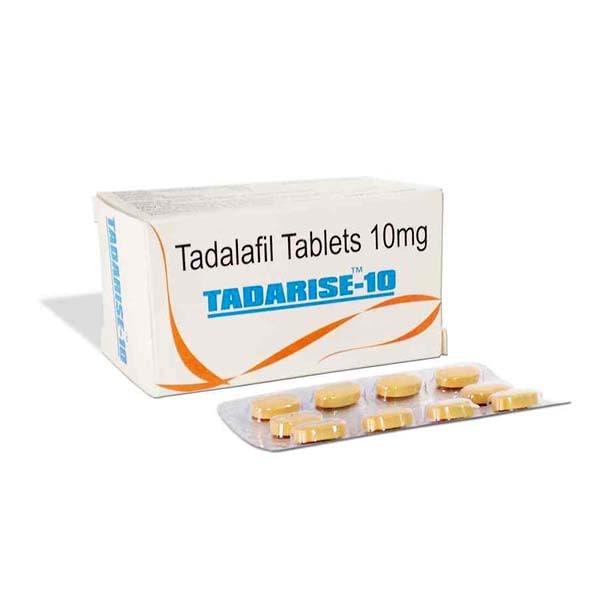 Tadarise 10 Mg Tablet