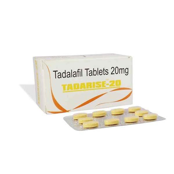 Tadarise 20 Mg Tablet