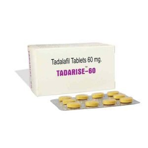 Tadarise 60 Mg Tablet