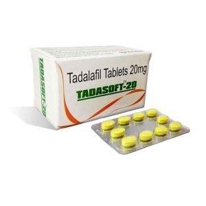 Tadasoft 20 Mg Tablet