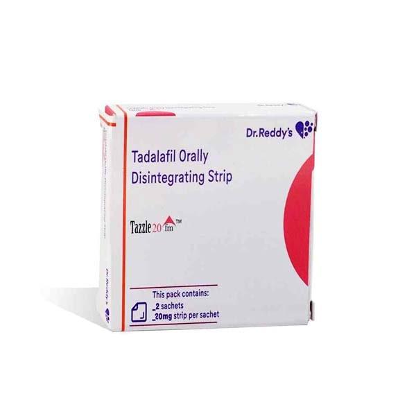 Tazzle 20 Fm Tablet