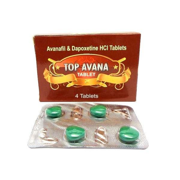 Top Avana Tablet