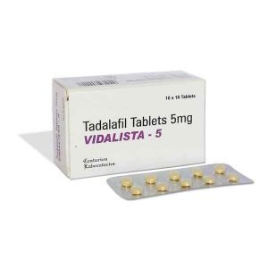 Vidalista 5 Mg Tablet