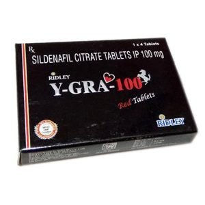 Y-Gra 100 Mg Tablet