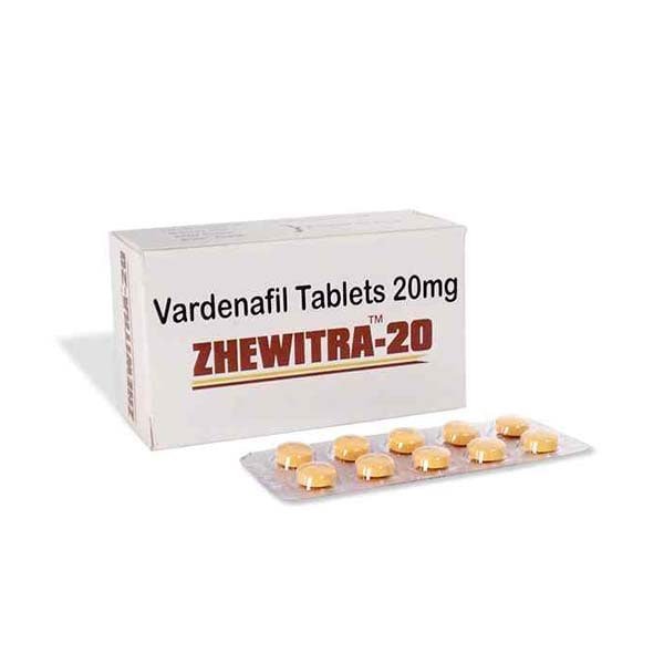 Zhewitra 20 Mg Tablet